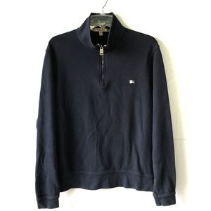 Men's Burberry London Long Sleeve Pullover Size L
